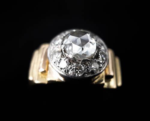 14 Roses de diamant